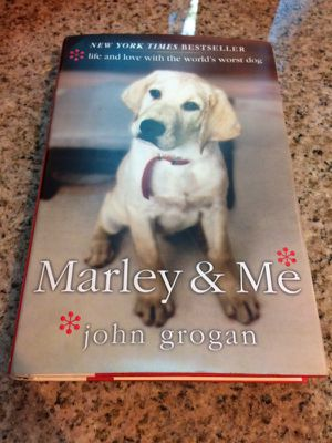 Marley & Me by John Grogan Hardcover First Edition for Sale in Nashville, TN