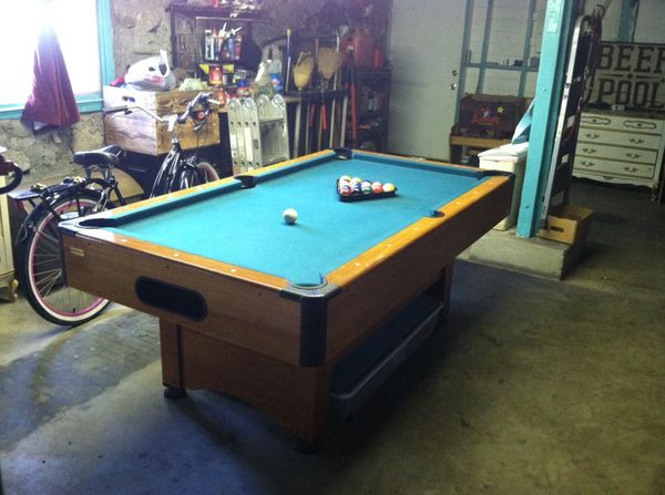 Harvard Pool Table For Sale In Upland CA OfferUp - Mobile pool table