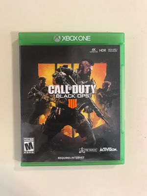 Photo XBOX One- Call of Duty