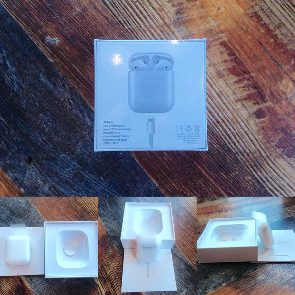 new product 6fd16 edb55 Apple Airpods Charging Case Replacement for Sale in Greensboro, NC - OfferUp