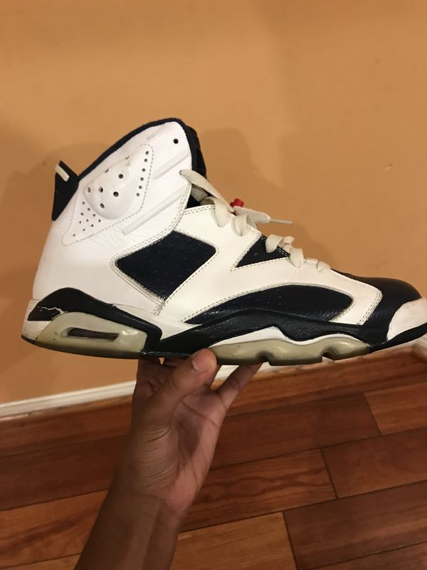 hot sale online 9ff75 21fd9 Air Jordan retro 6 Olympic size 11 (Clothing   Shoes) in Alexandria, VA -  OfferUp