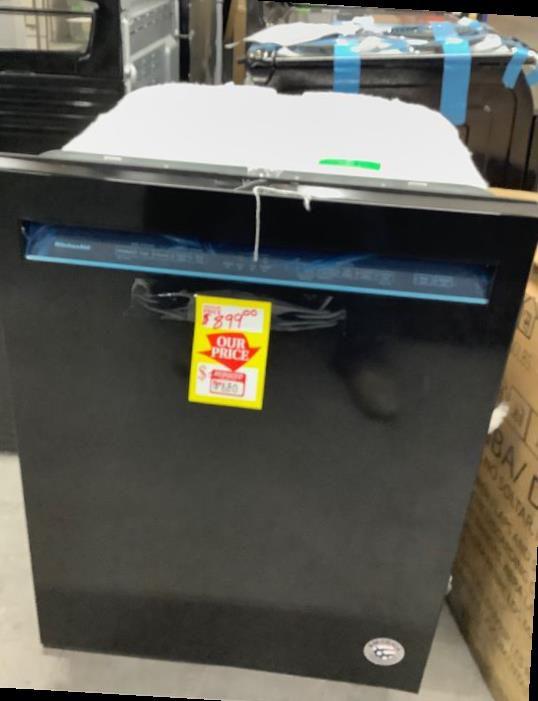 KitchenAid Dishwasher 582-270 Top🍽💦🌊 SB
