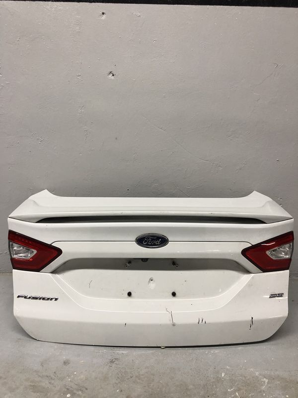 Ford Fusion Parts >> Ford Fusion Parts Used Original Oem Trunk Lid For Sale In Fl Us Offerup