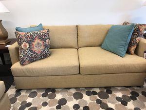 Tan Sander Sofa for Sale in Newton, MA