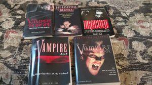 Vampire book set for Sale in Tampa, FL
