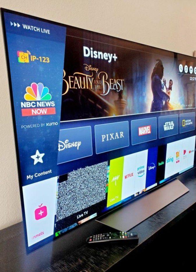 "55"" LG OLED SMART 4K ULTRA HDTV HDR ( OLED55B6P )"