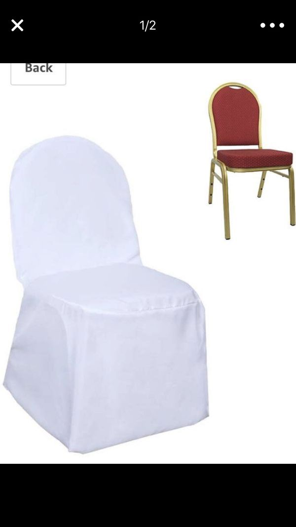 Brilliant Banquet Chair Covers White Round Tablecloths For Sale In Pacifica Ca Offerup Gmtry Best Dining Table And Chair Ideas Images Gmtryco