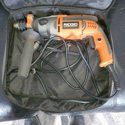 Ridgid Hammer Drill Thumbnail