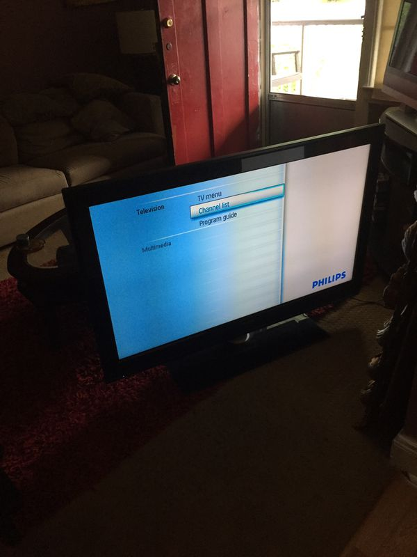 52 inch Philips flat screen tv for Sale in Nashville, TN - OfferUp