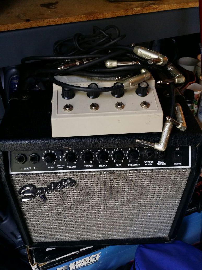 Sauier amp