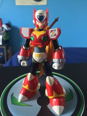MegaMan X Bandai D-Arts Zero for Sale in Manassas, VA