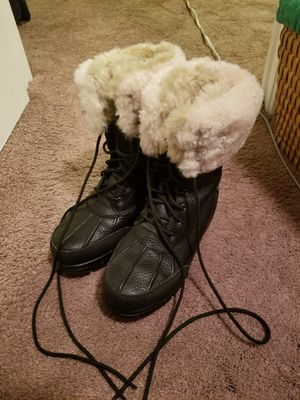 97f7f5c9f39 New and Used Fur boots for Sale in Katy, TX - OfferUp