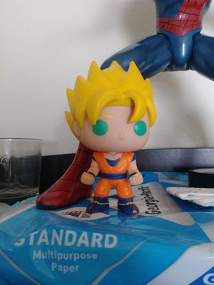 Goku Action Figure Collectible for Sale in Indianapolis, IN