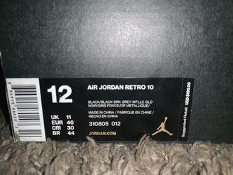 Jordan's 10 Thumbnail