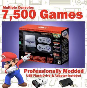 Super Nintendo Console For Sale