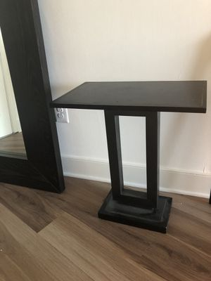 Crate and Barrel. Night stand. Console entry table. for Sale in Rockville, MD