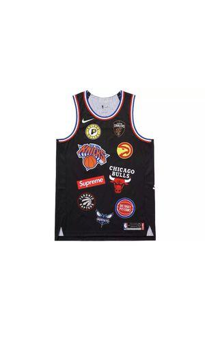 07430dfad21 Supreme Nike NBA Jersey Sz 44 for Sale in Sunrise