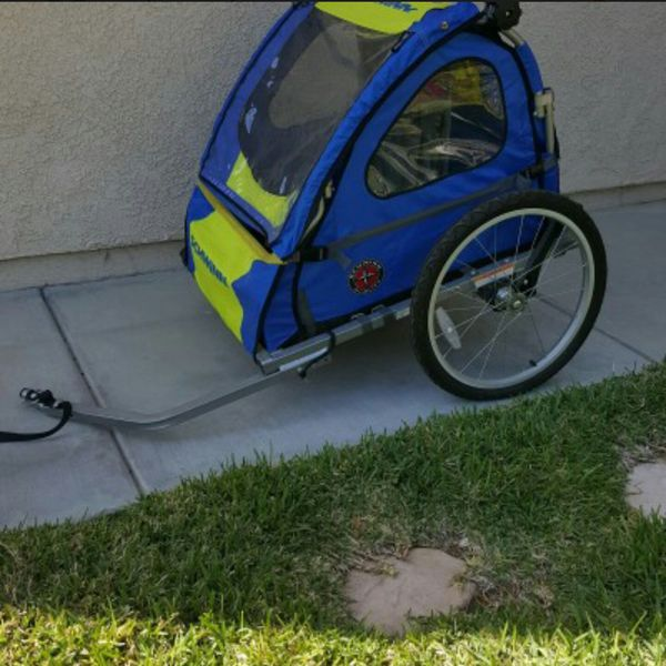 Schwinn Spirit Bicycle Trailer with Stroller attachment