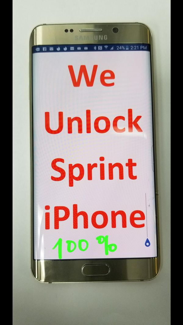 Sprint SIM Unlock for all iPhones for Sale in Austell, GA - OfferUp