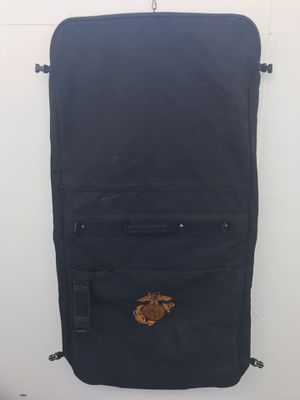 USMC Garment Bag for Sale in San Diego, CA - OfferUp