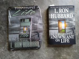 L. Ron Hubbard Book and CD for Sale in Orlando, FL
