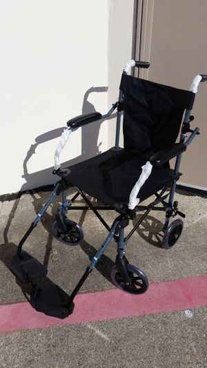 Drive Medical Travelite Chair in a Bag for Sale in Flower Mound, TX