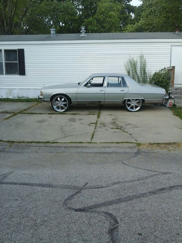 Pontiac Bonneville 24s 2000 Obo For Sale In Indianapolis In