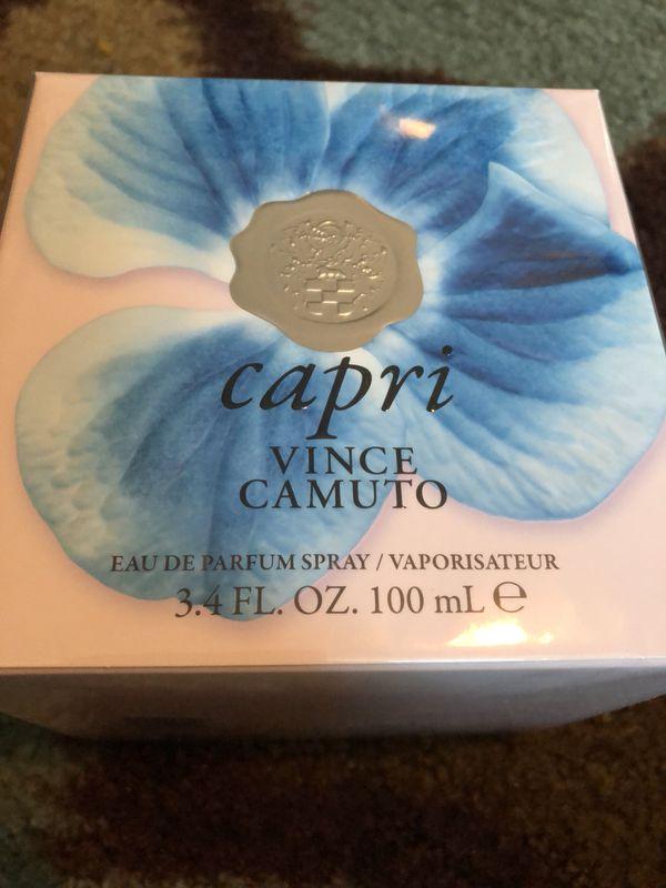 d85219e32fb Vince Camuto Capri Eau de Parfum spray 3.4oz women s perfume   fragrance  for Sale in Buffalo