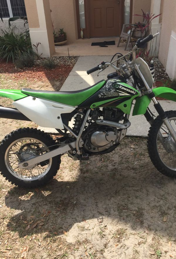 2008 Kawasaki Klx 125 For Sale In Poinciana FL