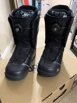 Burton K2 Haven Snowboarding Boots (size 6) for Sale in Occoquan, VA