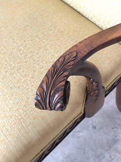 Antique Arm Chair Thumbnail