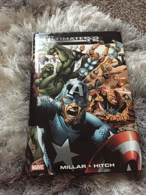 MARVEL THE ULTIMATES 2 book for Sale in Columbus, OH