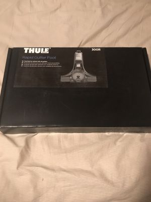 Thule Gutter Foot Pack Vehicle Roof Accessory for Sale in Falls Church, VA
