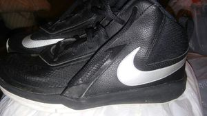 Nike Boys Shoes size 4 & 1/2 for Sale in Detroit, MI