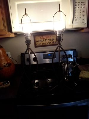 Matching lamps for Sale in Chesapeake, VA