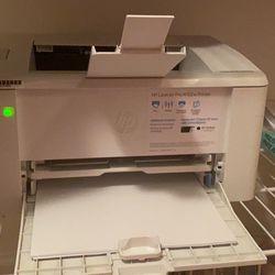 HP LaserJet Laser Pro M15w Wireless Printer Thumbnail