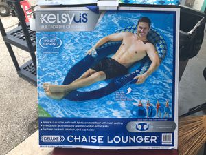 Chaise lounger swimming pool for Sale in Deerfield Beach, FL