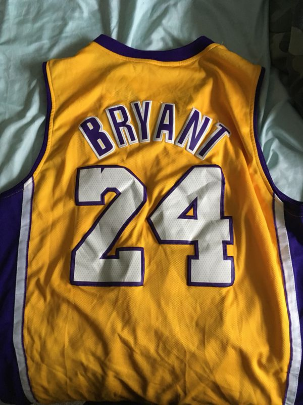 959e0f05543 Kobe Bryant Lakers Jersey for Sale in Indianapolis