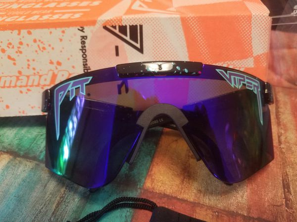 a5abd0503bd PIT VIPER NIGHTFALL Sunglasses!!! BRAND NEW! Just send it for Sale ...