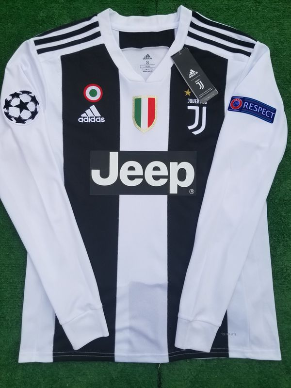 the best attitude 0f063 927ad 2018/19 Juventus long sleeve soccer jersey Ronaldo for Sale in Raleigh, NC  - OfferUp