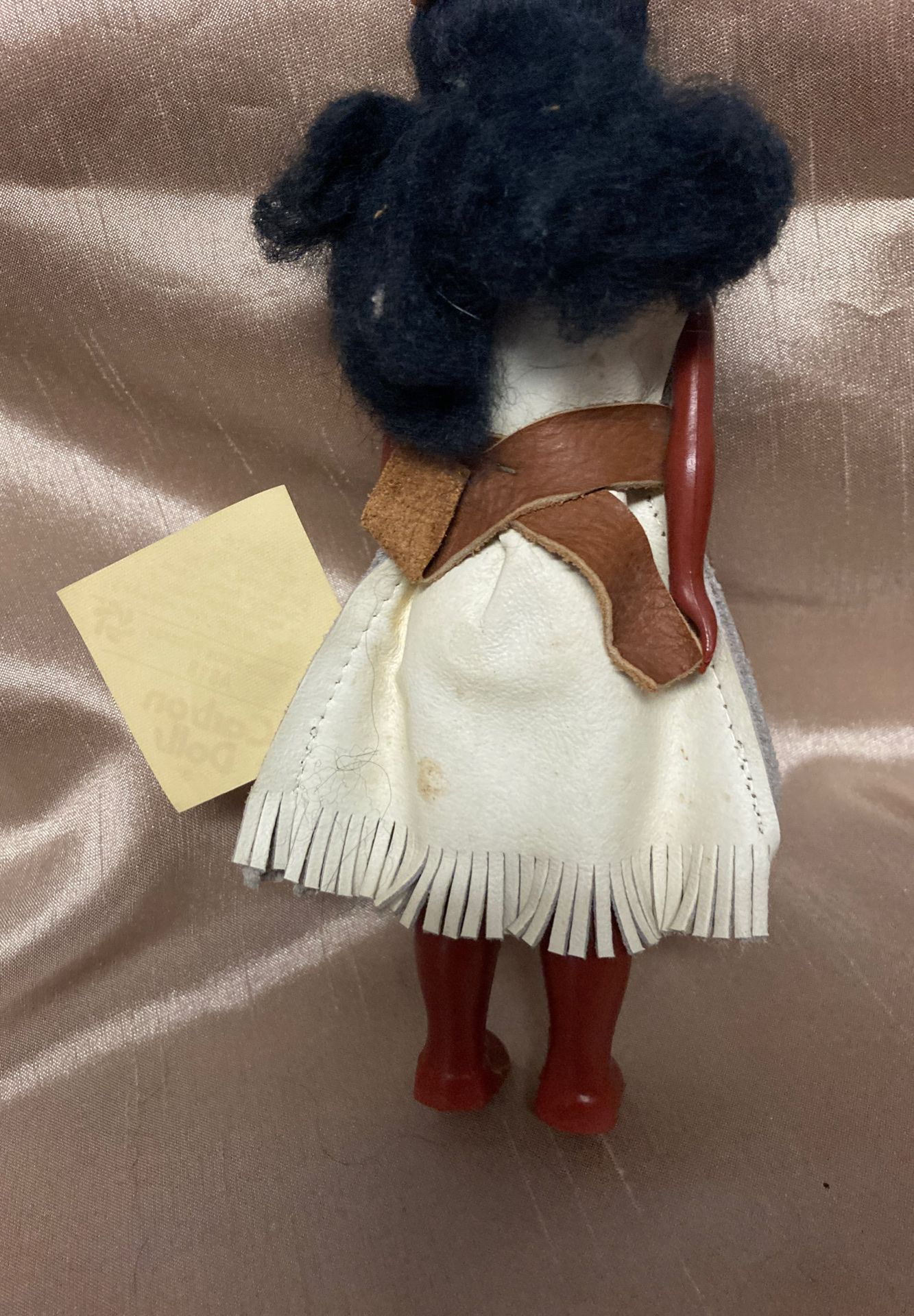Carlson Indian doll