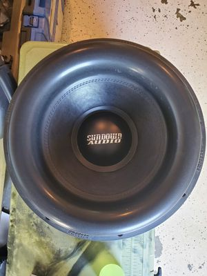 Photo (1) Sundown audio x15 dual 2ohm voice coil