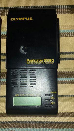 Olympus Pearlcorder S930 for Sale in Fairfax, VA