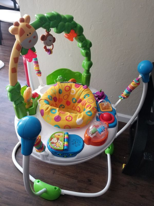 561bbbc0b Fisher price go wild jumperoo for Sale in Redwood City