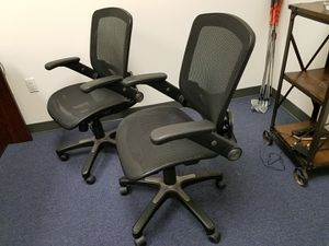 Various ergonomic office chairs for Sale in Arlington, VA