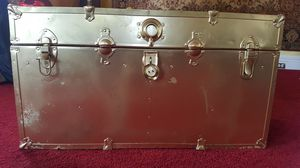 Extra Large Golden pirate Chest for Sale in Tampa, FL