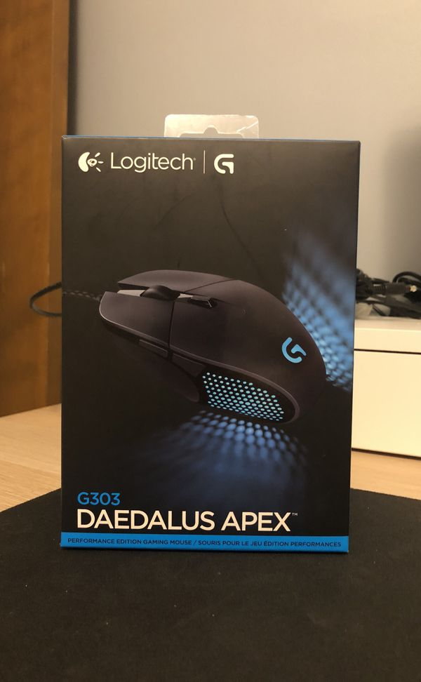 f6f4730eae1 Logitech G303 gaming mouse for Sale in Charlotte, NC - OfferUp
