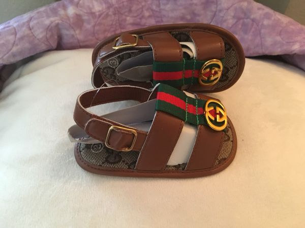 3ee4c132a Gucci sandals for baby boy/girl for Sale in Sacramento, CA - OfferUp