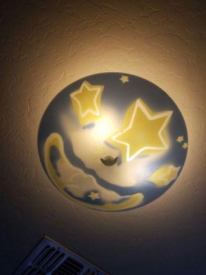 Glow in the dark light fixture for Sale in Phoenix, AZ