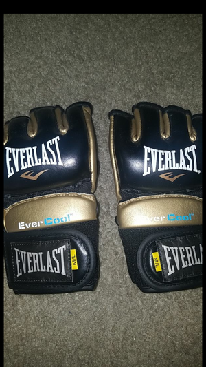 Everlast mens M/L sparing gloves for Sale in Orlando, FL
